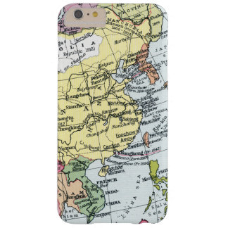 MAP: EUROPE IN ASIA BARELY THERE iPhone 6 PLUS CASE