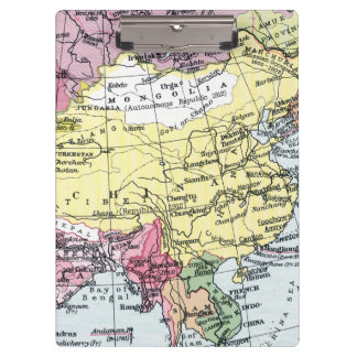 MAP: EUROPE IN ASIA CLIPBOARDS