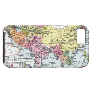 MAP: EUROPE IN ASIA iPhone 5 COVERS
