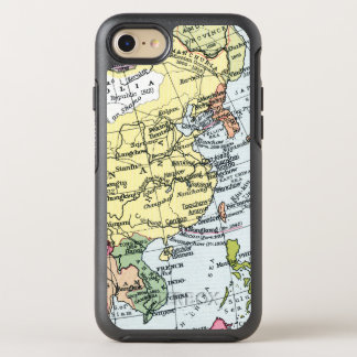 MAP: EUROPE IN ASIA OtterBox SYMMETRY iPhone 8/7 CASE