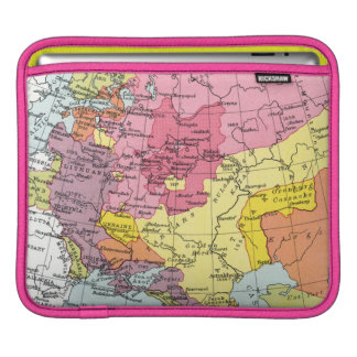 MAP: EXPANSION OF RUSSIA iPad SLEEVE