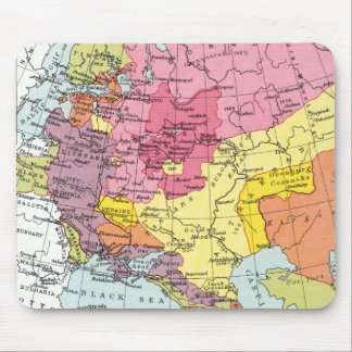 MAP: EXPANSION OF RUSSIA MOUSE PAD