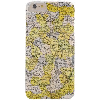 MAP: FRANCE BARELY THERE iPhone 6 PLUS CASE