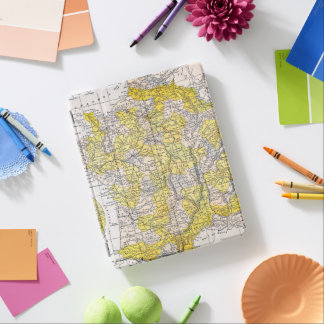 MAP: FRANCE iPad COVER