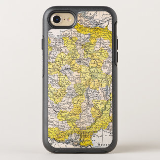 MAP: FRANCE OtterBox SYMMETRY iPhone 8/7 CASE