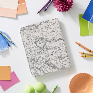 MAP: GERMANY AND AUSTRIA iPad COVER