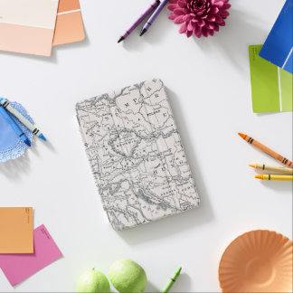 MAP: GERMANY AND AUSTRIA iPad MINI COVER
