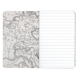 MAP: GERMANY AND AUSTRIA JOURNAL