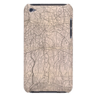 Map Great Western Railway of Canada iPod Case-Mate Case