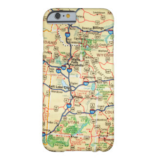 Map iPhone 6/6s Case