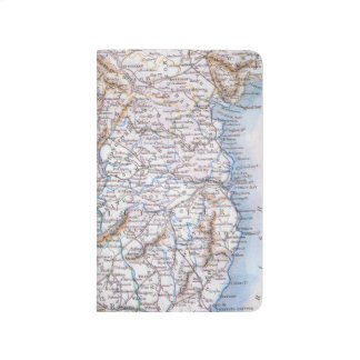 Map: Ireland, 1851 Journal