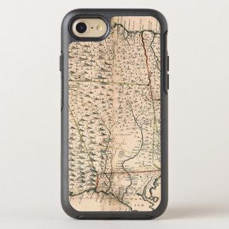 MAP: JAMAICA, 1755 2 OtterBox SYMMETRY iPhone 8/7 CASE