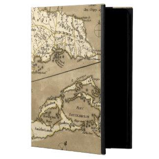 MAP: JAMAICA, 1767 iPad AIR COVER
