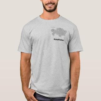 map-kazakhstan, map-kazakhstan, Kazakhstan T-Shirt