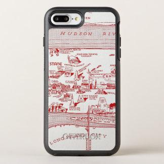 MAP: MANHATTAN, c1935 OtterBox Symmetry iPhone 8 Plus/7 Plus Case