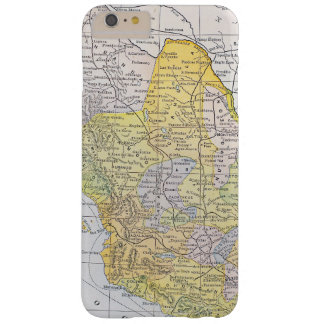 MAP: MEXICO BARELY THERE iPhone 6 PLUS CASE