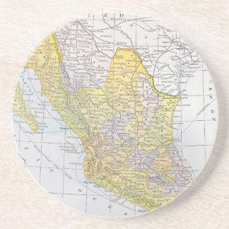 MAP: MEXICO COASTER