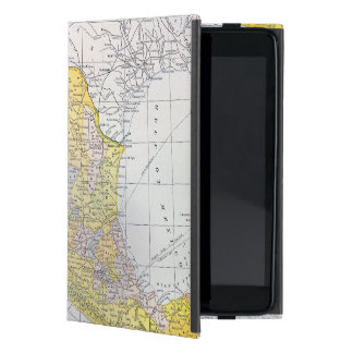 MAP: MEXICO COVER FOR iPad MINI
