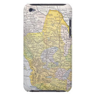 MAP: MEXICO iPod TOUCH COVERS