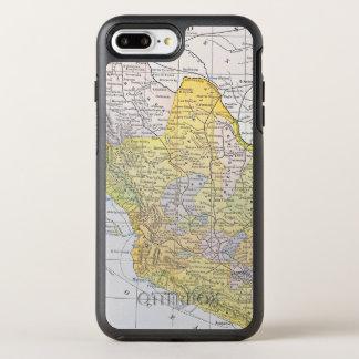 MAP: MEXICO OtterBox SYMMETRY iPhone 8 PLUS/7 PLUS CASE
