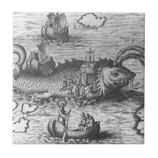 Map Monster/Sea Serpent Tile