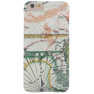 Map: North America, 1742 Barely There iPhone 6 Plus Case