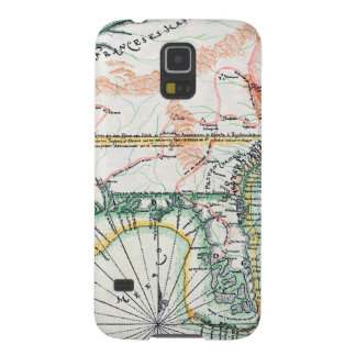 Map: North America, 1742 Case For Galaxy S5