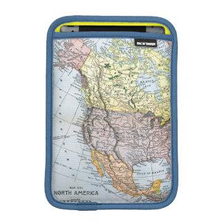 MAP: NORTH AMERICA, 1890 iPad MINI SLEEVE