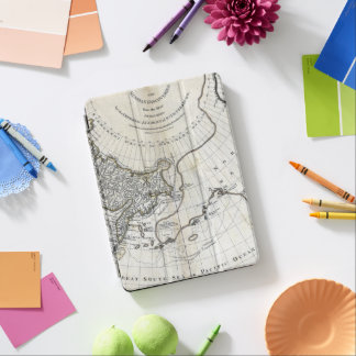 MAP: NORTH PACIFIC iPad AIR COVER