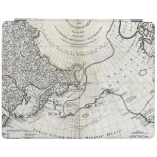 MAP: NORTH PACIFIC iPad SMART COVER