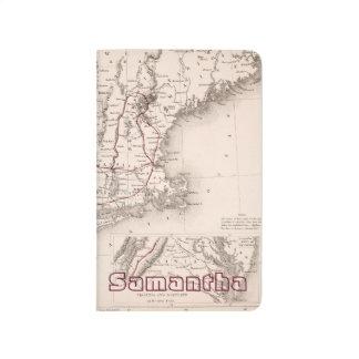 Map: Northeast USA Journal