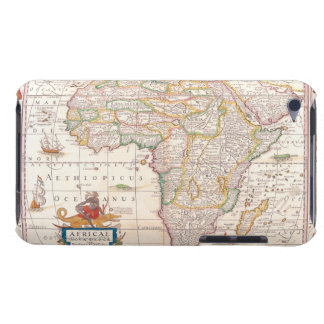 Map of Africa 2 Barely There iPod Cases