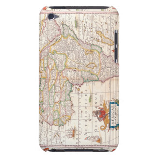 Map of Africa 2 Barely There iPod Covers