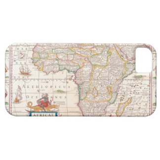 Map of Africa 2 Case For The iPhone 5