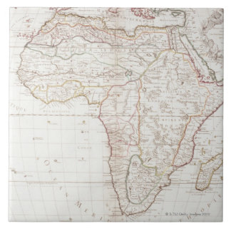 Map of Africa 2 Tile