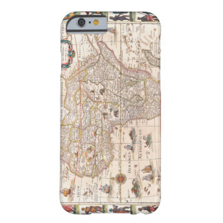 Map of Africa 3 Barely There iPhone 6 Case