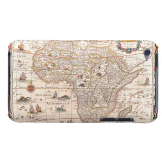 Map of Africa 3 Barely There iPod Covers