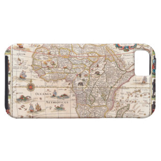Map of Africa 3 iPhone 5 Case
