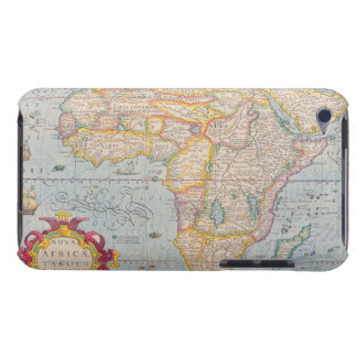 Map of Africa 4 Barely There iPod Case