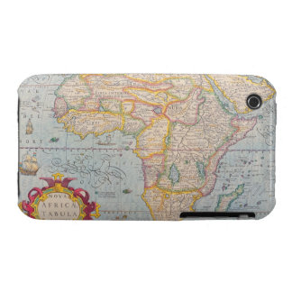 Map of Africa 4 Case-Mate iPhone 3 Case