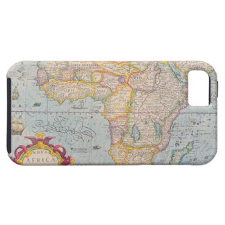 Map of Africa 4 Case For The iPhone 5