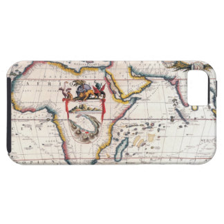 Map of Africa 5 Case For The iPhone 5