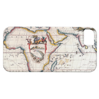 Map of Africa 5 iPhone 5 Cases