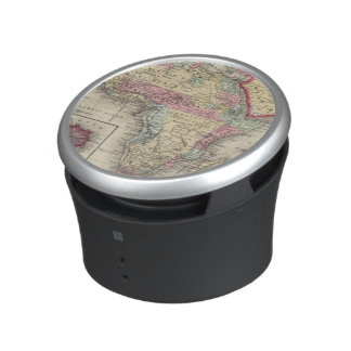 Map Of Africa Bluetooth Speaker