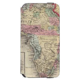 Map Of Africa Incipio Watson™ iPhone 6 Wallet Case
