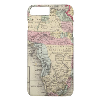 Map Of Africa iPhone 7 Plus Case
