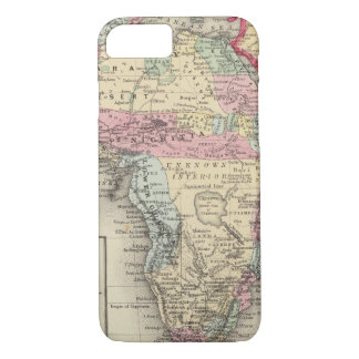 Map Of Africa iPhone 8/7 Case