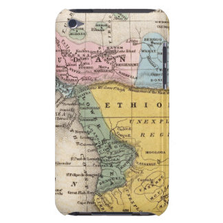 Map of Africa iPod Touch Cases