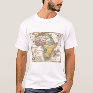 Map of Africa T-Shirt