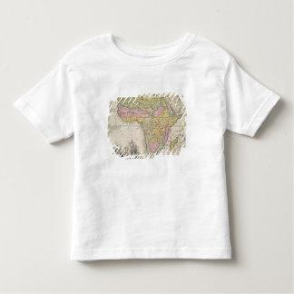 Map of Africa Toddler T-Shirt